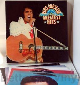 Elvis Presley Greatest Hits Vinyl