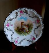 Antique Bavarian Plates