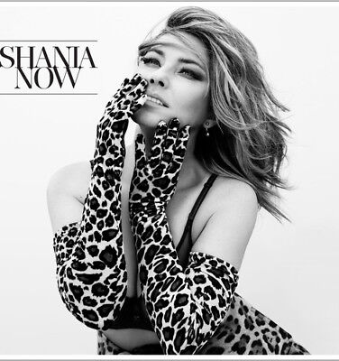 Shania Twain   Now  New Cd  Deluxe Edition