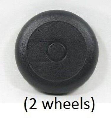 Eureka Mighty Mite Vacuum Rear Wheels  Part# 15409-119N