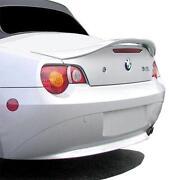 BMW Z4 Spoiler