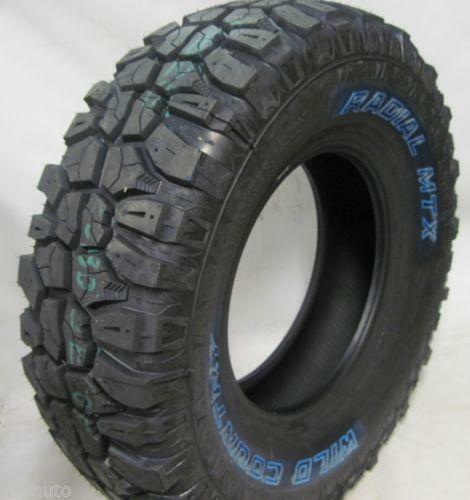 245 75 R16 Mud Tires Ebay