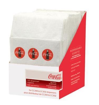 Coca Cola 'Coke' Napkins - Small