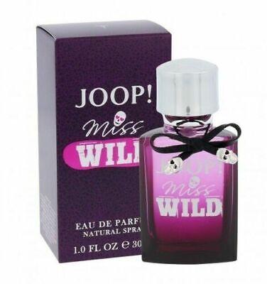 JOOP! MISS WILD 30ml Eau De Parfum Spray Brand New & Sealed Box Free P&P
