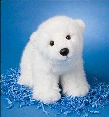Plush Marshmallow Baby Polar Bear 15