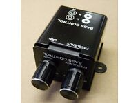 New Hi-Fi (HiFi) Stereo Bass Control Switch - Subwoofer crossover (speakers bass) ...