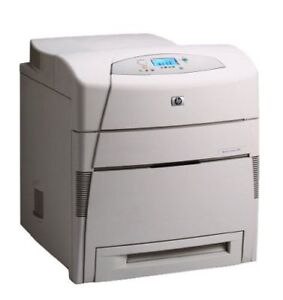 Clearance !!! HP Color LaserJet 5500 Printer