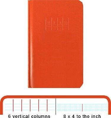 New Engineers Field Book Standard - Standard Size 8x4 - Set of 2