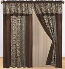 Animal Print Curtains
