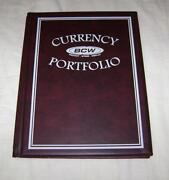 Banknote Album