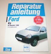 Reparaturanleitung Ford Ka