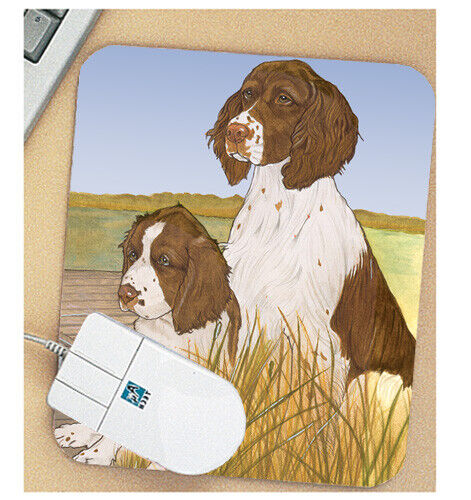 English Springer Mouse Pad