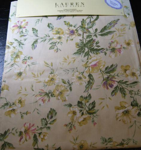 Ralph Lauren Table Runner Ebay