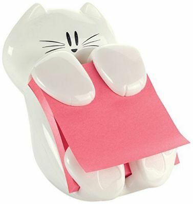 Cat Figure Pop Up Note Dispenser Cute Home Office Desk Vary Pads Colors