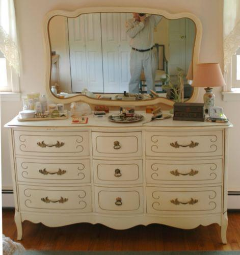 Used White Bedroom Furniture Ebay