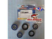 New Rear Wheel Bearings Kit DRZ 400 E 00-07 DRZ 400 S 00-12 DRZ 400 SM 05-09