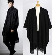 Mens Cape Coat