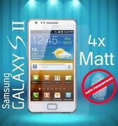 Samsung Galaxy S2 i9100 Schutzfolie