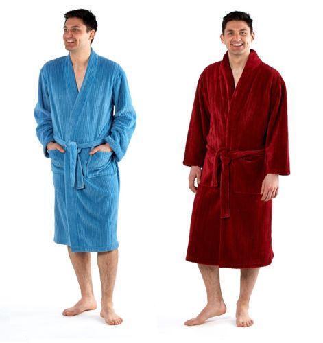 Men S Dressing Gowns Uk: Mens Kimono Dressing Gown