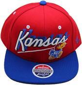 Kansas Jayhawks Snapback