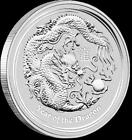 2012 Australia Silver Dragon