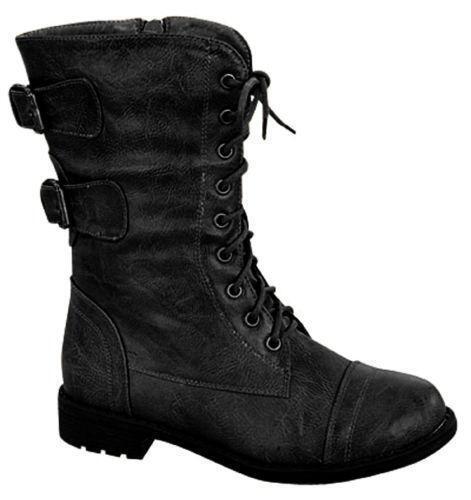Boys Combat Boots | eBay