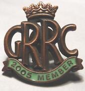Goodwood Badge