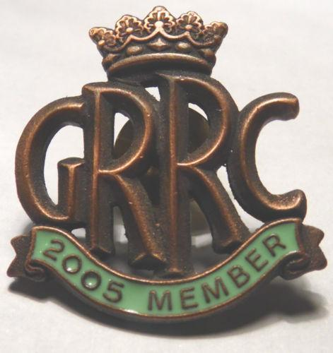 Goodwood Badge Ebay