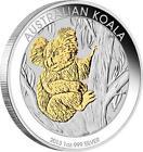 Gold Koala Coin
