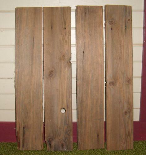 Barn wood siding lumber plywood molding ebay for Barnwood plywood