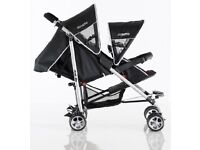 Pram / stroller tandem lightweight Cosatto duet lite
