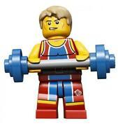 Lego Olympic Mini Figures