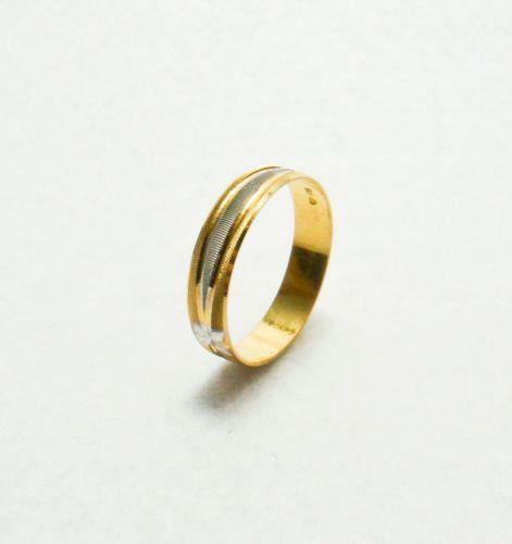 22K Solid Gold Ring