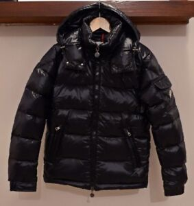 1:1 High End Rep Moncler Maya Black with Tags and Bag