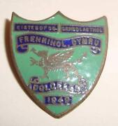 Vintage Enamel Badges