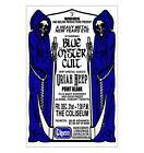 Blue Oyster Cult Memorabilia