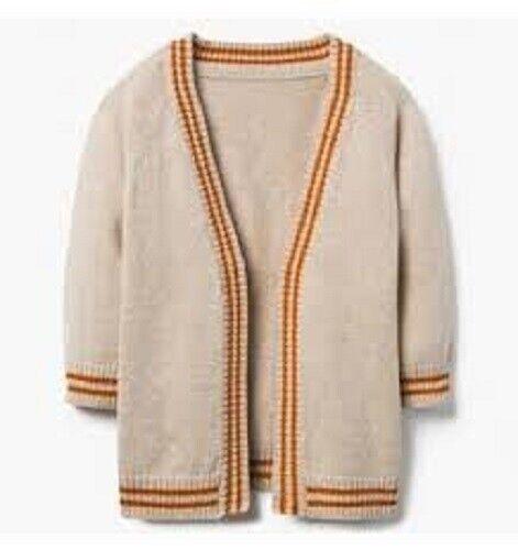 Gymboree Baby Girls Biege Striped Knit Sweater NWT(231)
