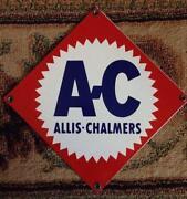 Allis Chalmers Sign