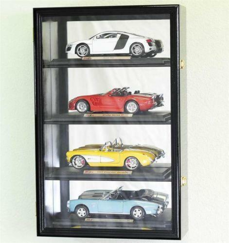 Model Car Display Case 1 18