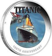 2012 Titanic Coin