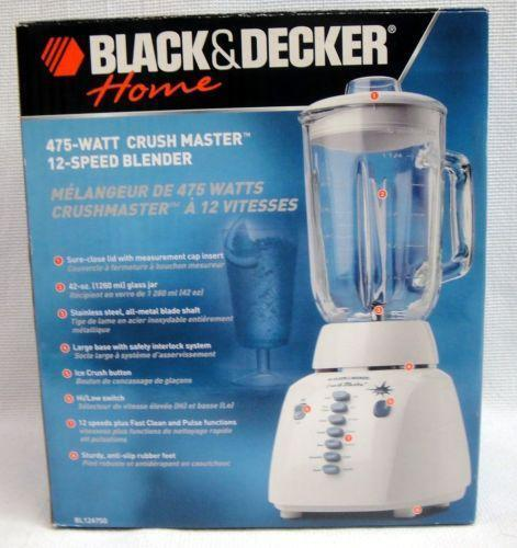 Black And Decker Crush Master Ebay