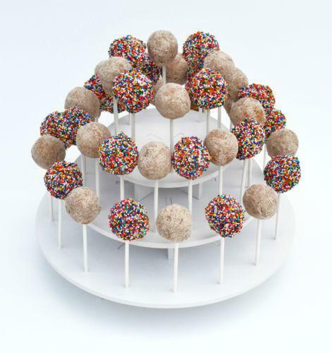 cake pop stand ebay. Black Bedroom Furniture Sets. Home Design Ideas