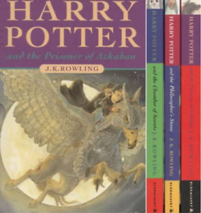 Harry Potter : 1-3 Paperback Books