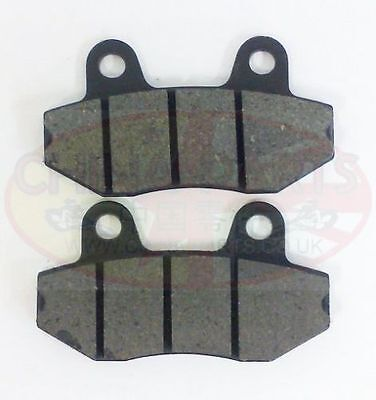 FA086/2 Brake Pads for HYOSUNG GV 650 (EFI) 2008 Front & Rear