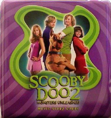 Inkworks Scooby Doo 2 Trading Card Binder New Collectors Album Looseleaf