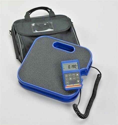 Yellow Jacket 68860 220lb Compact Scale With Bag