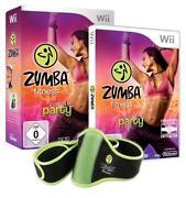 Wii Spiele Zumba
