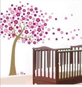Bedroom Tree Wall Decals