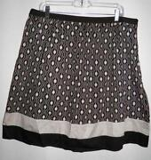 Talbots Skirt 16