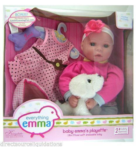 Baby Emma Doll Ebay